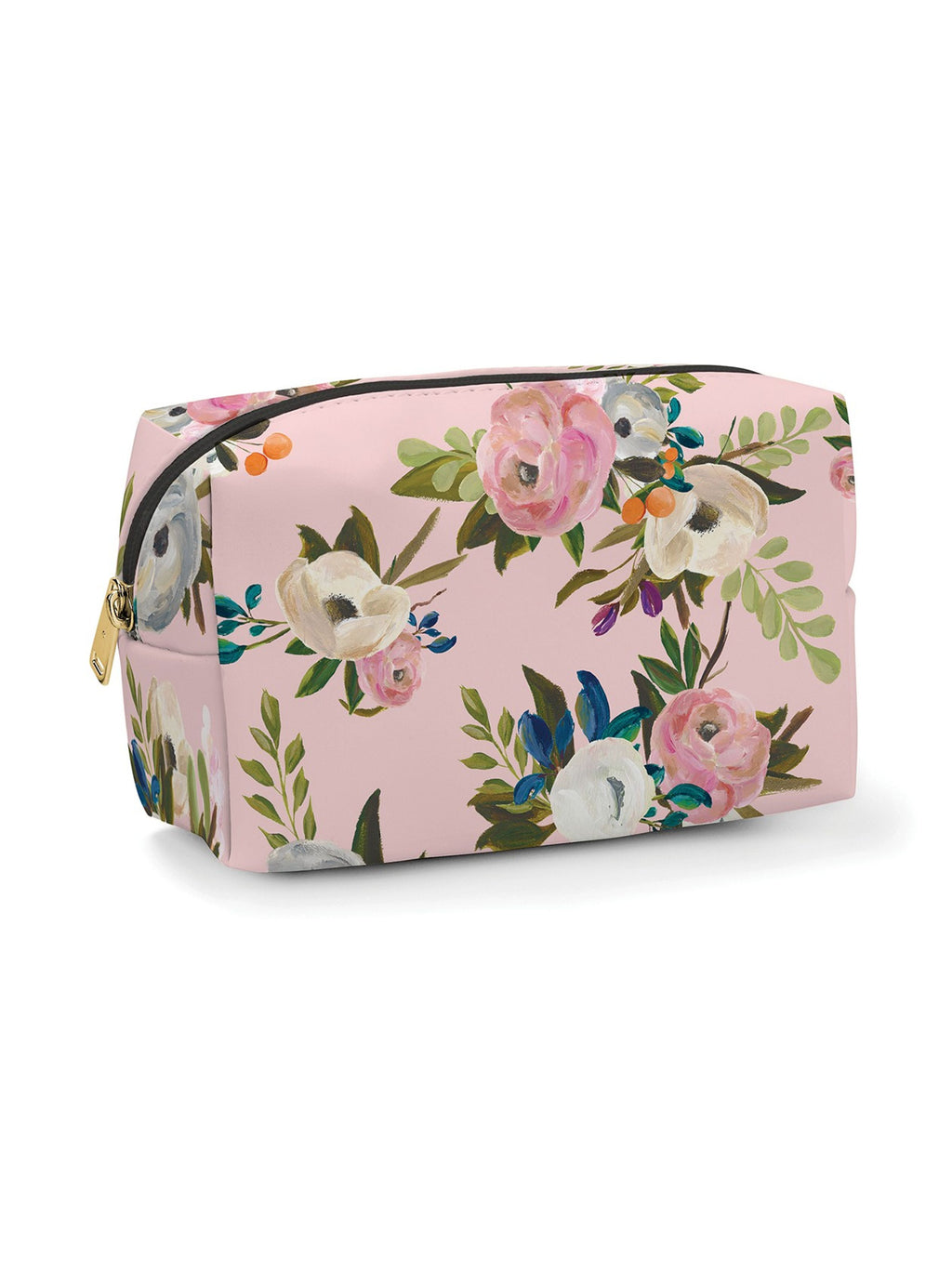Bella Flora Cosmetic Pouch
