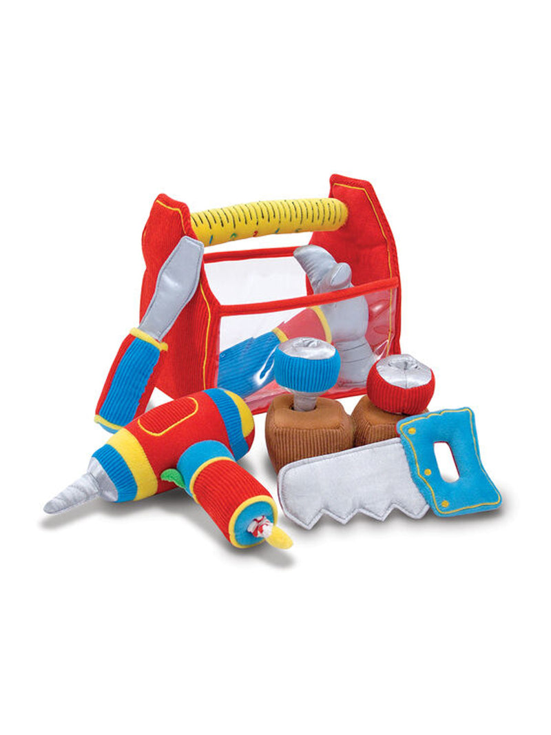 Toolbox Fill & Spill Toy