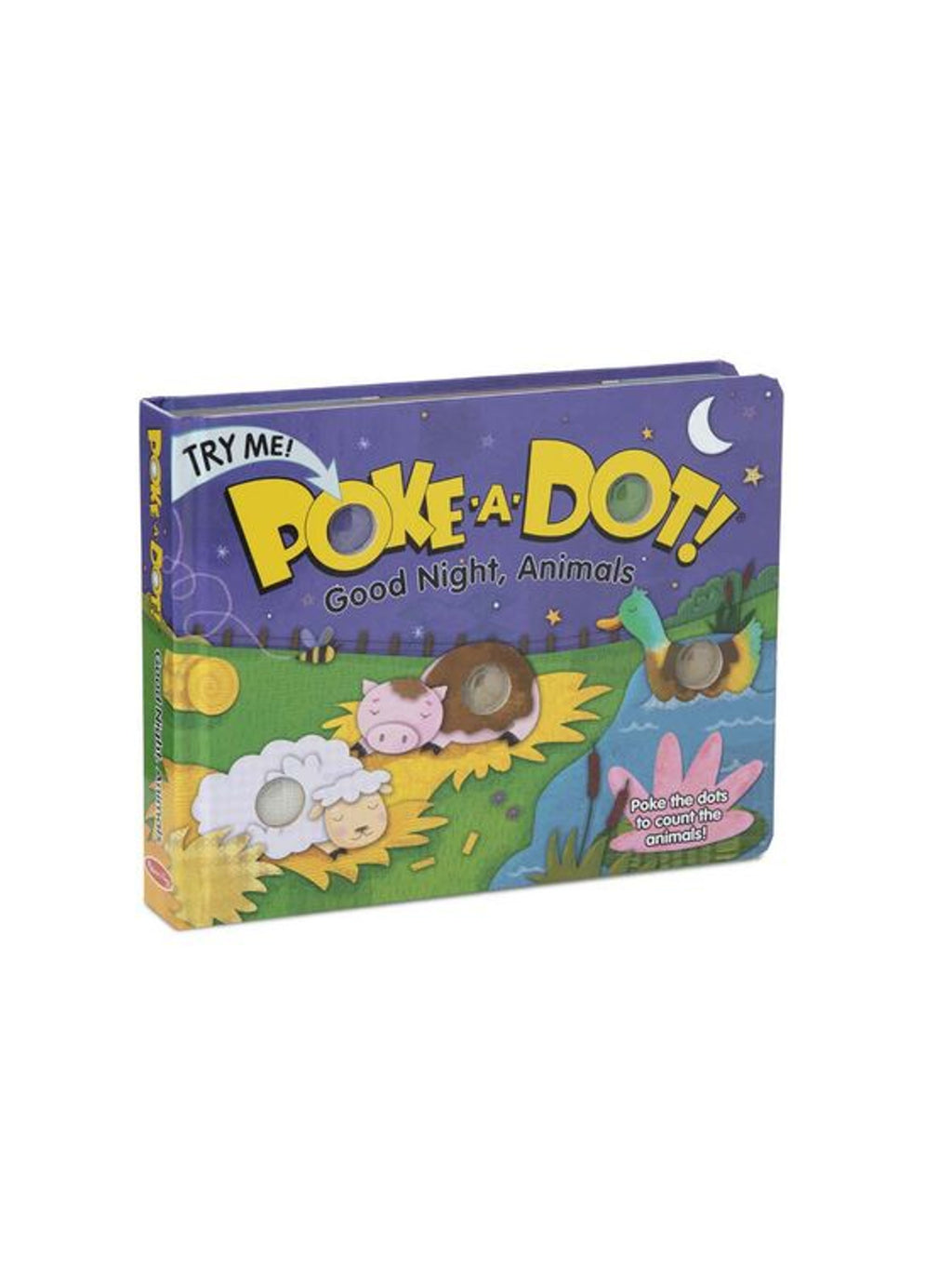 Good Night, Animals - Poke-A-Dot Book
