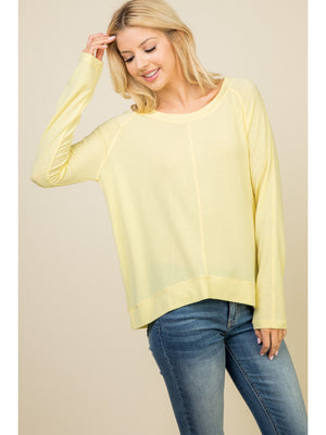 Sadie Sunflower SuperSoft Pullover