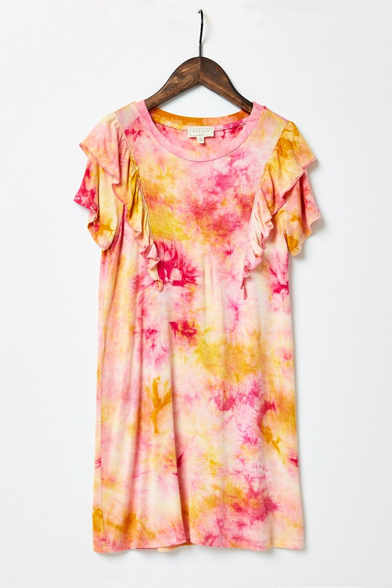 Craving Summer Tie Dye Dress