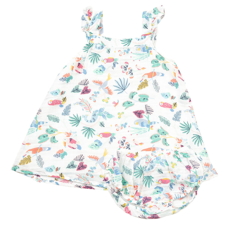 Island Birds Sundress