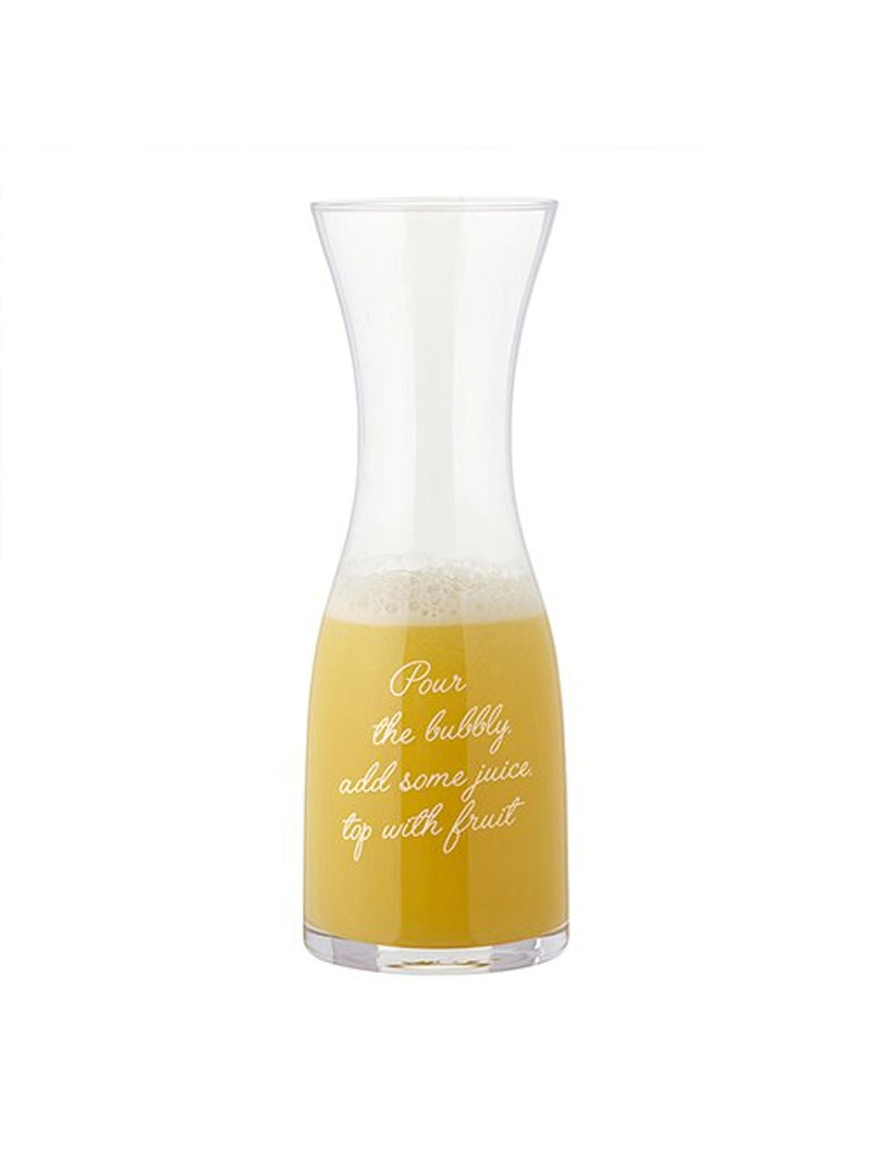 Pour The Bubbly - Wine Carafe