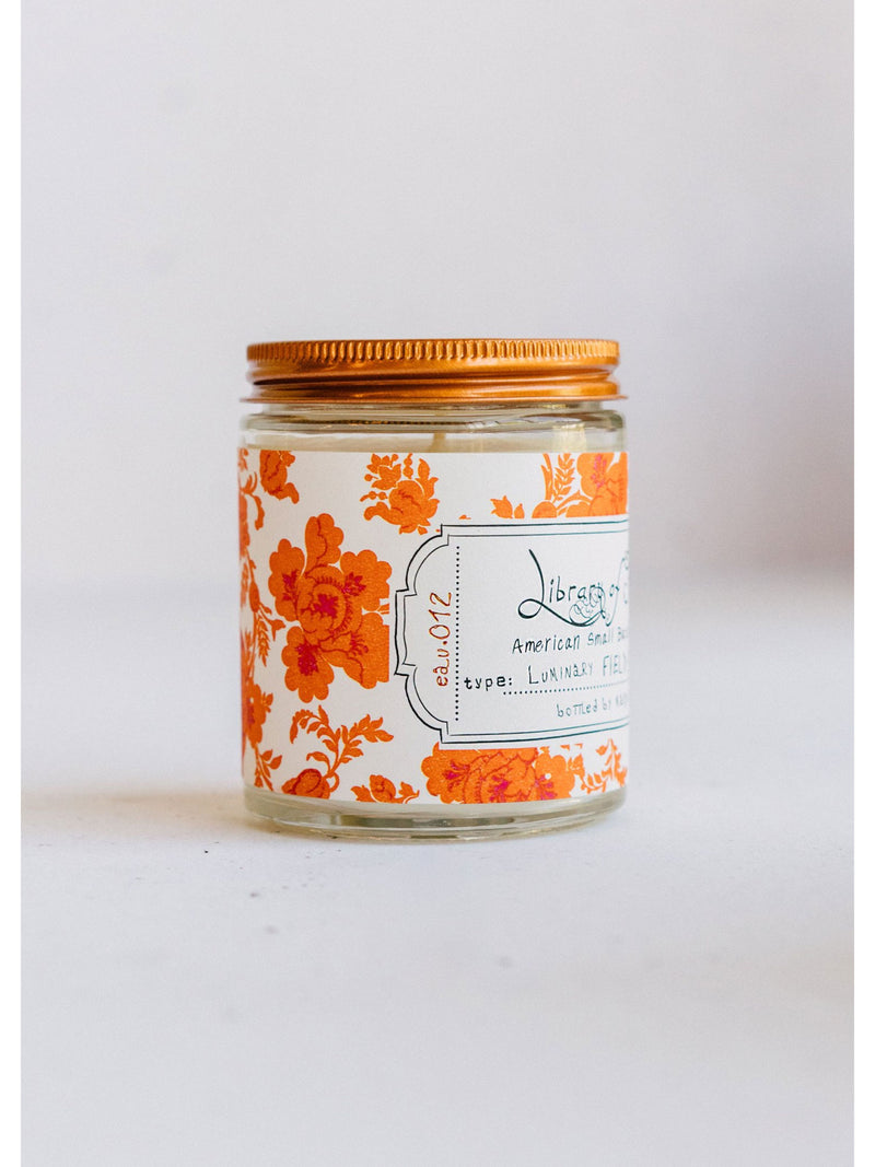 Field & Flowers Candle - Library of Flowers