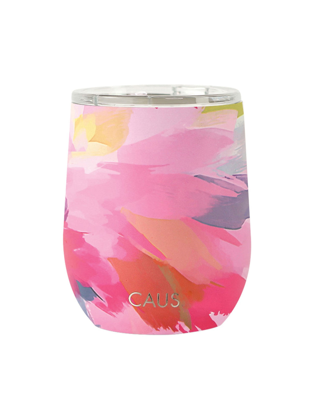 CAUS Small Tumbler - Watercolor Flower