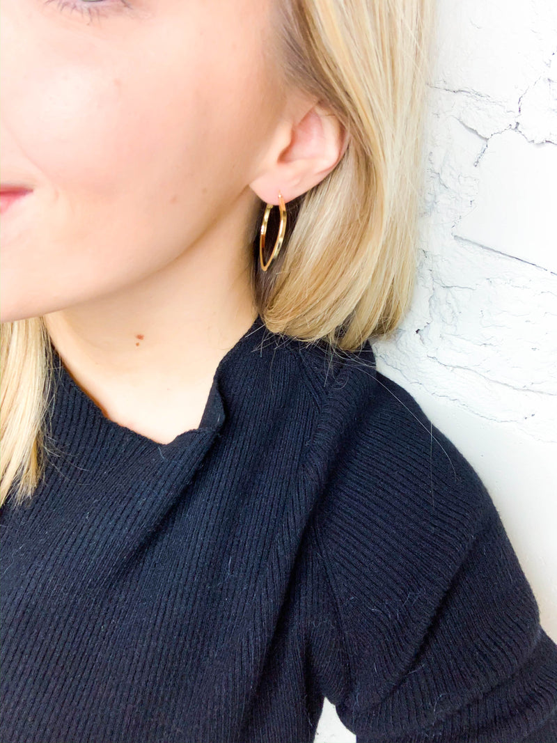 Jane Rounded Hoops