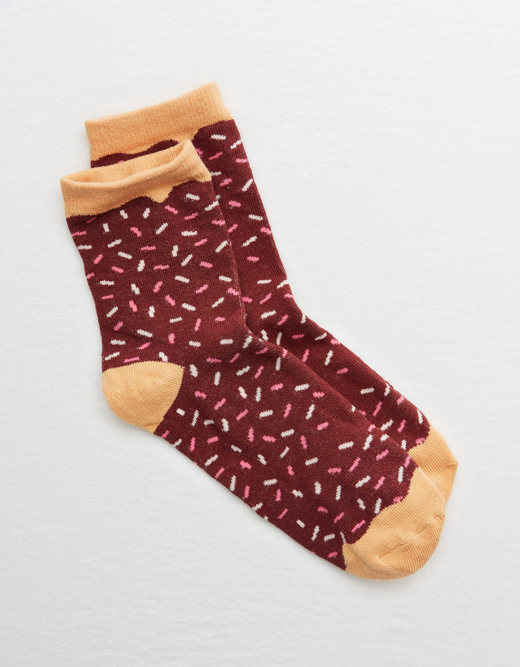 Donut Socks - Chocolate