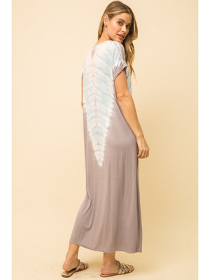 Jamie Tie Dye Maxi Dress