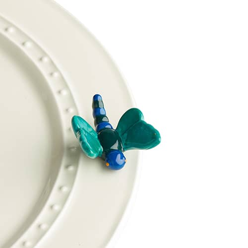 Nora Fleming Mini Dreamy Dragonfly