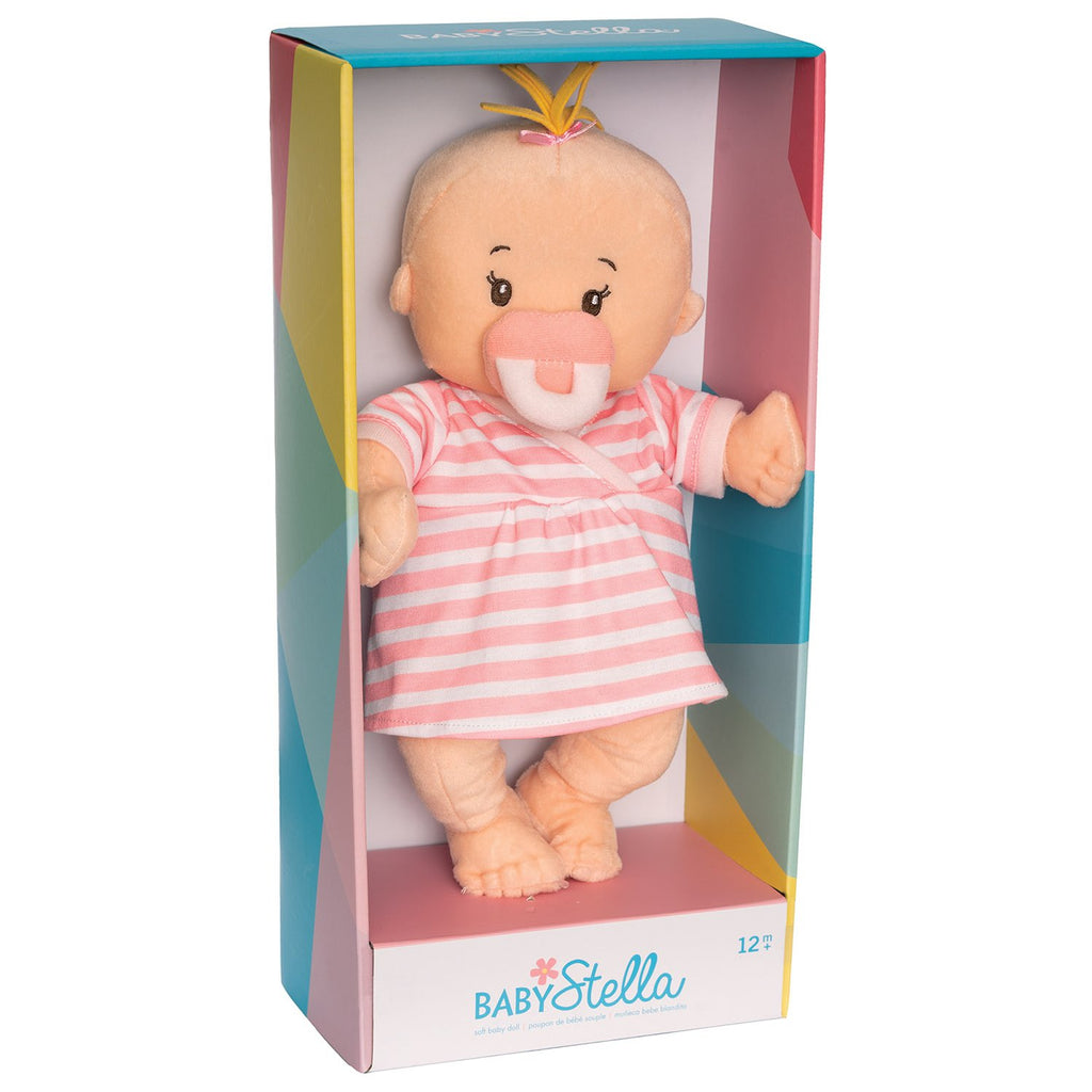 Baby Stella - Peach Doll