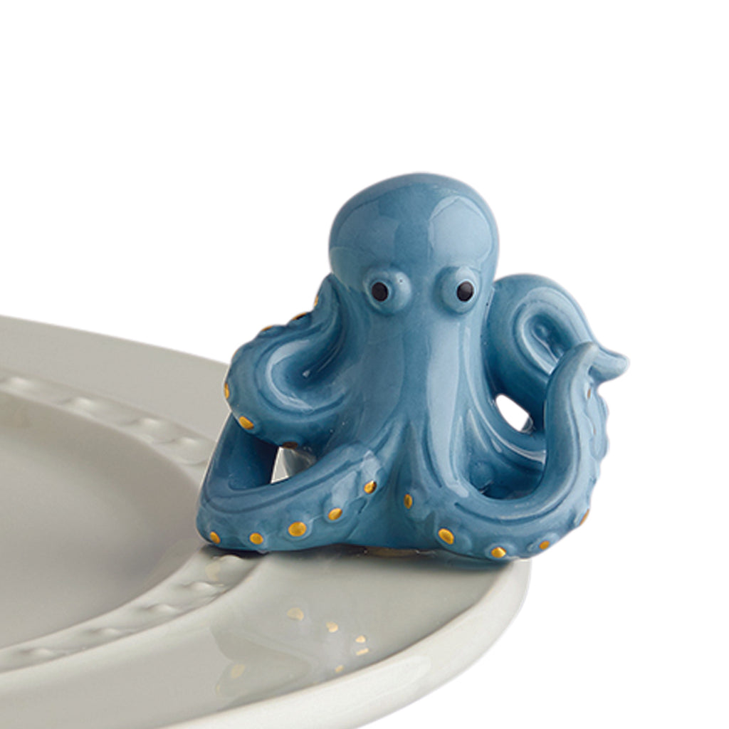 Nora Fleming Mini Octopus