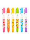 Jumbo Juicy Scented Neon Highlighters