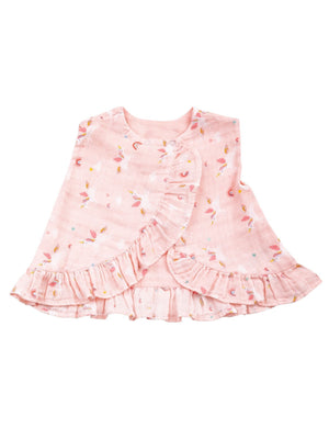 Magic Unicorn Top & Bloomer Set