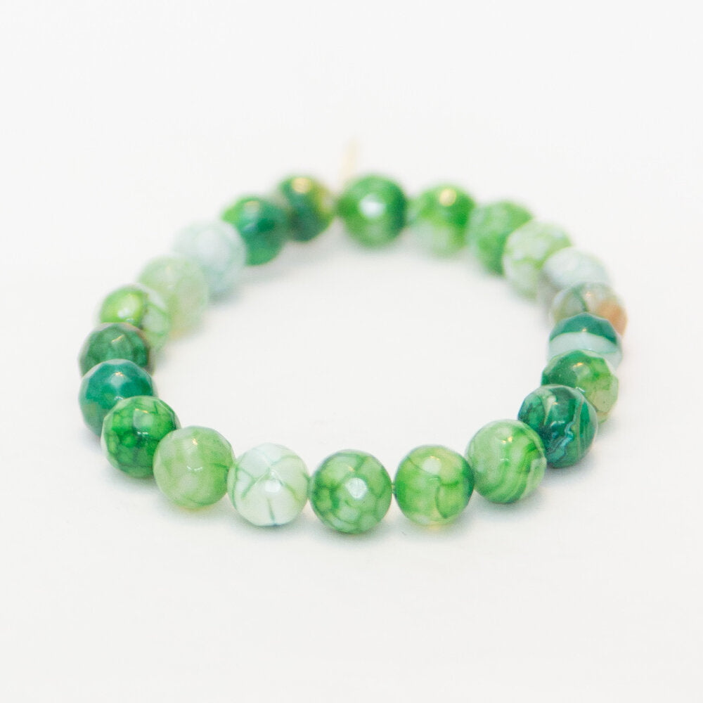 Jungle Green Agate