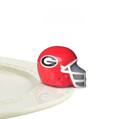 Nora Fleming Mini Georgia Football