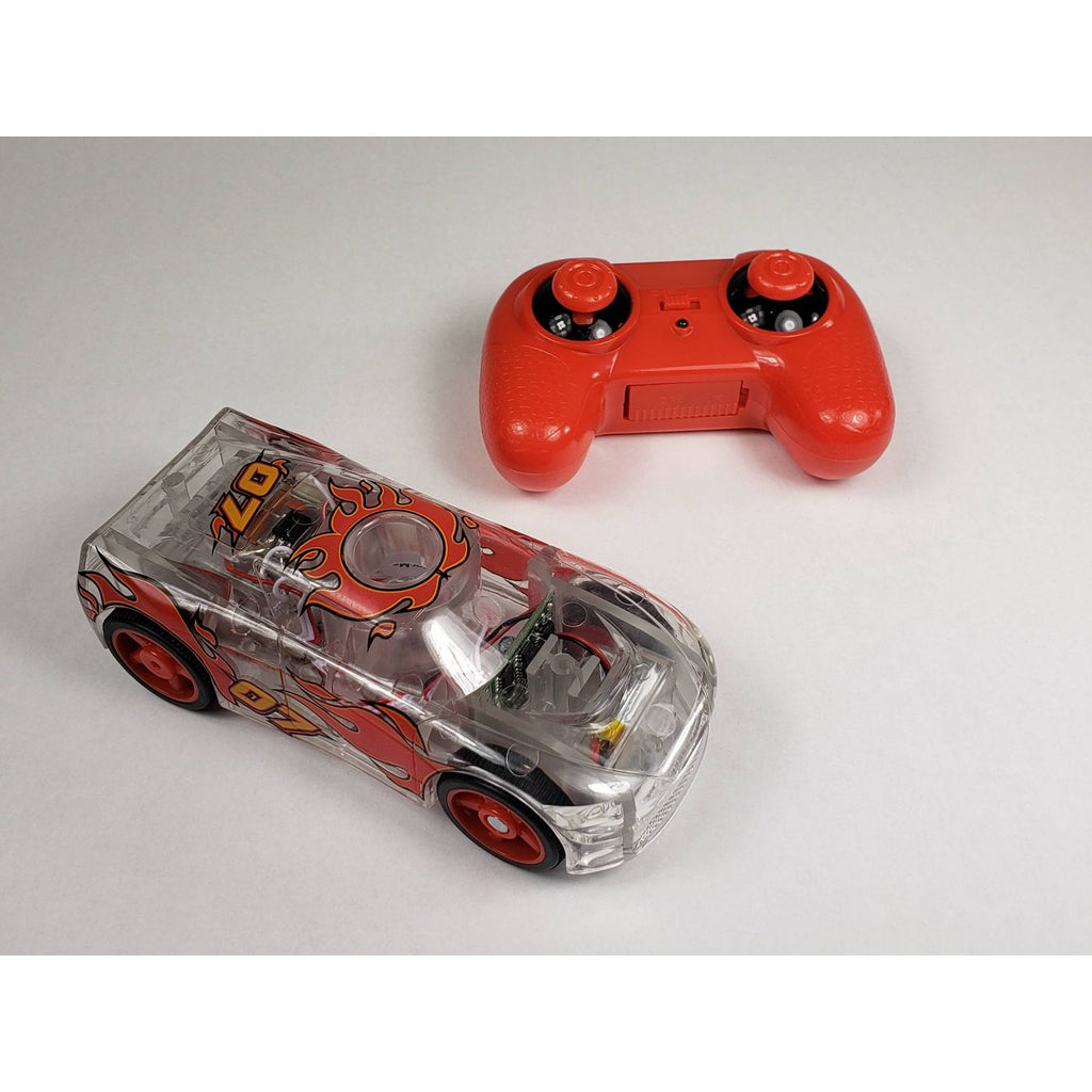 Marble Racers - Remote Control Light Up Car