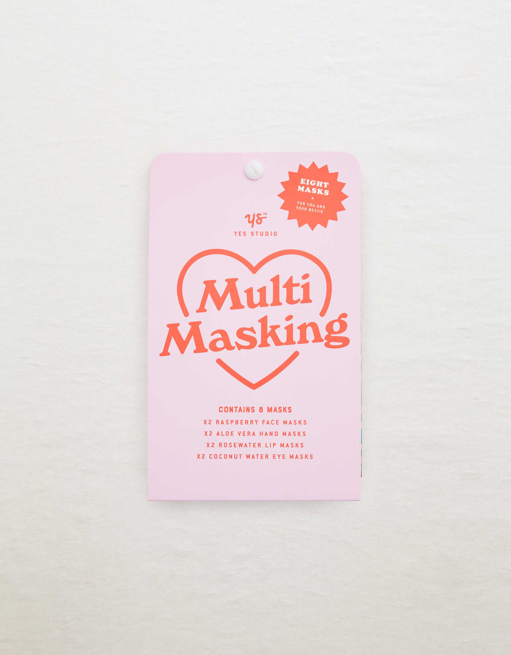 Multi-Masking Body Mask 8-Pack