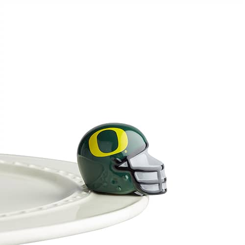 Nora Fleming Mini Oregon Football