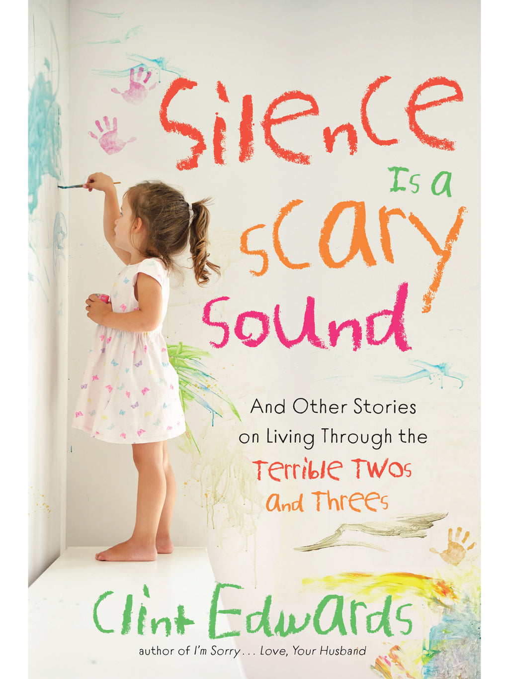 Silence Is A Scary Sound Book