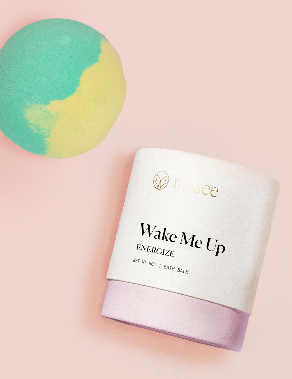 Wake Me Up Bath Bomb - Musee