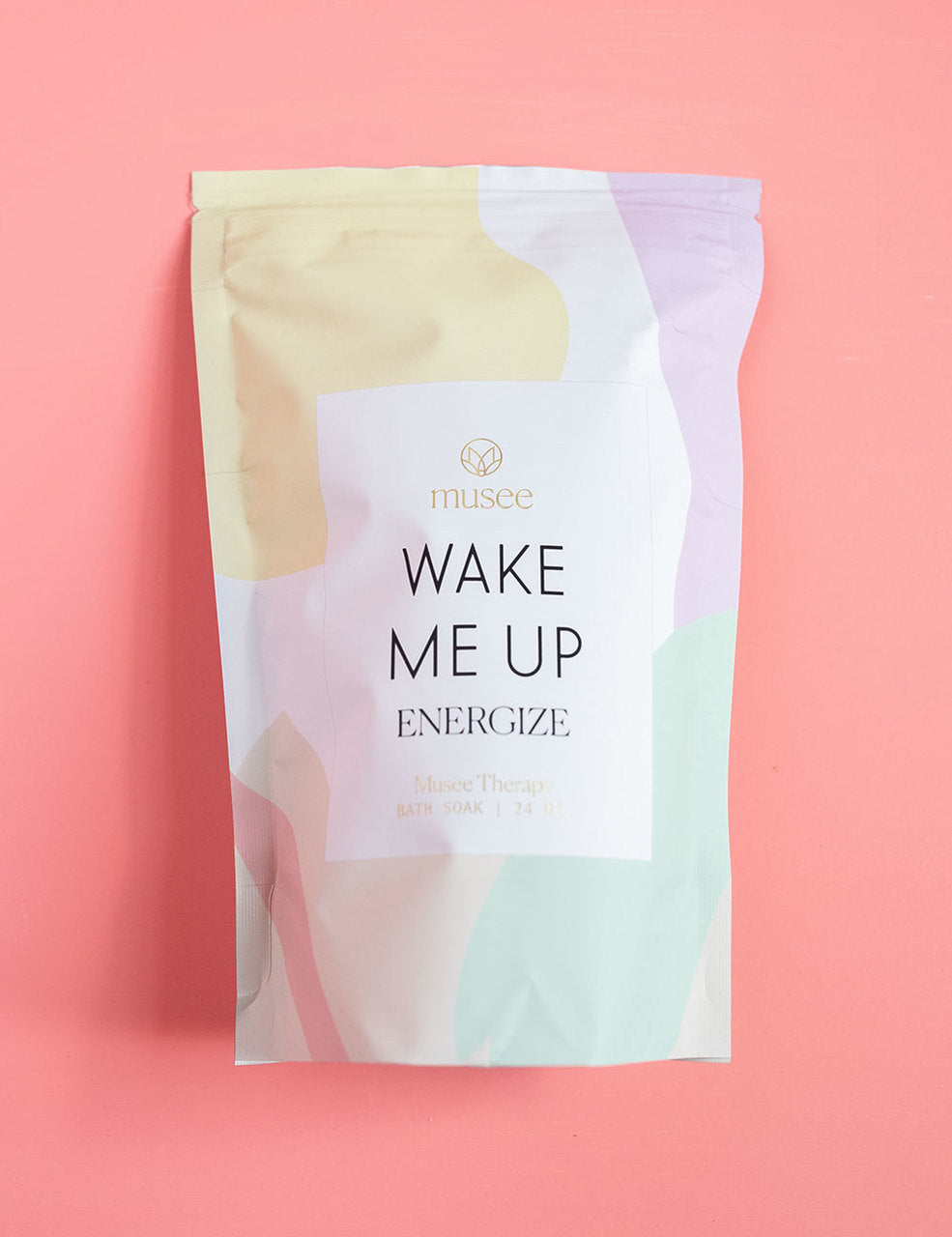 Wake Me Up Bath Soak - Musee