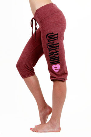 Sweat Pants Cranberry Jai Jai Ram