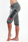 Sweat Pants Heather Grey Jai Jai Ram