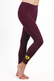 Leggings Zenchanting Cranberry