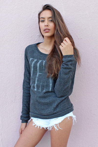 Eco Long Sleeve Zen Sweatshirt