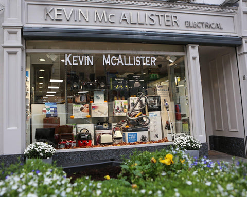 Kevin McAllister Electrical Store, 88 West Street, Drogheda, Co. Louth