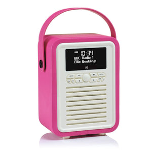 The VQ Retro Mini Radio