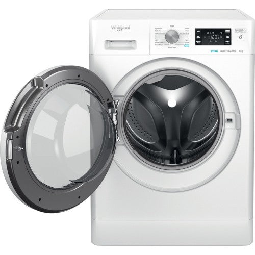 Whirlpool - 7kg 1400 Spin Washing Machine - FFB7438WVUK
