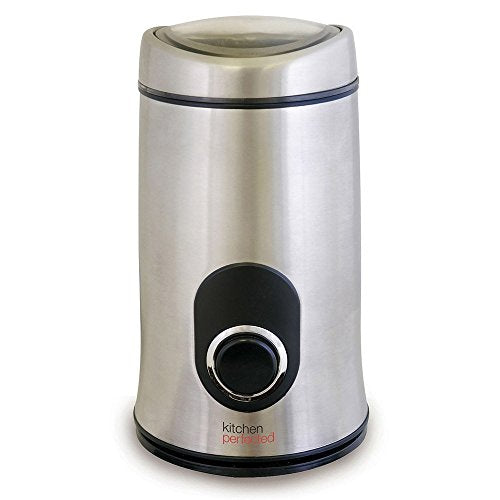 Kitchen Perfected Stainless Steel Coffee & Spice Grinder