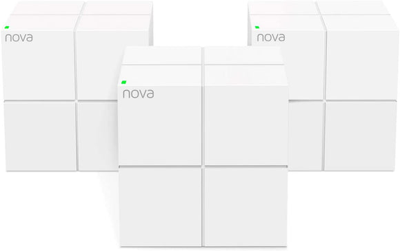 Nova Whole Home Mesh WiFi System - Covers up to 6000 Square Feet