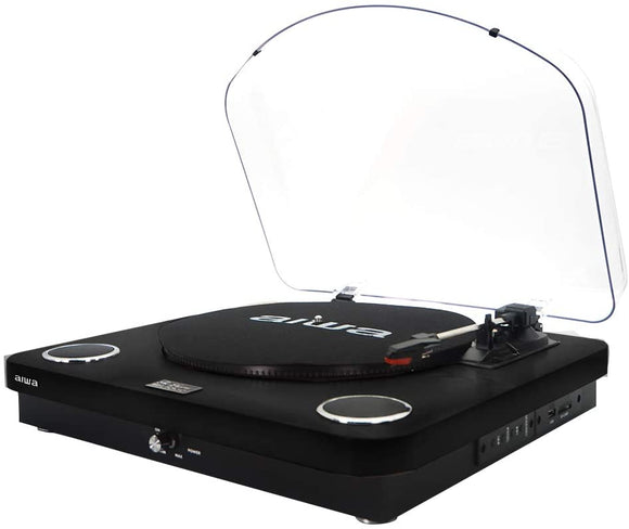 Aiwa All-in-one Stereo Turntable GBTUR-12O