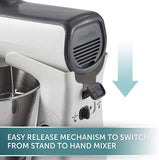 Breville - Hand and Stand Mixer - VFM031