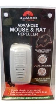 Beacon Pest control Advanced mouse & rat repeller