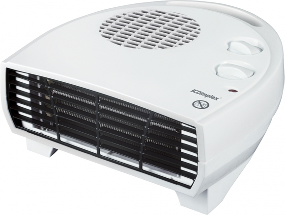 Dimplex 2KW Flat Fan Heater