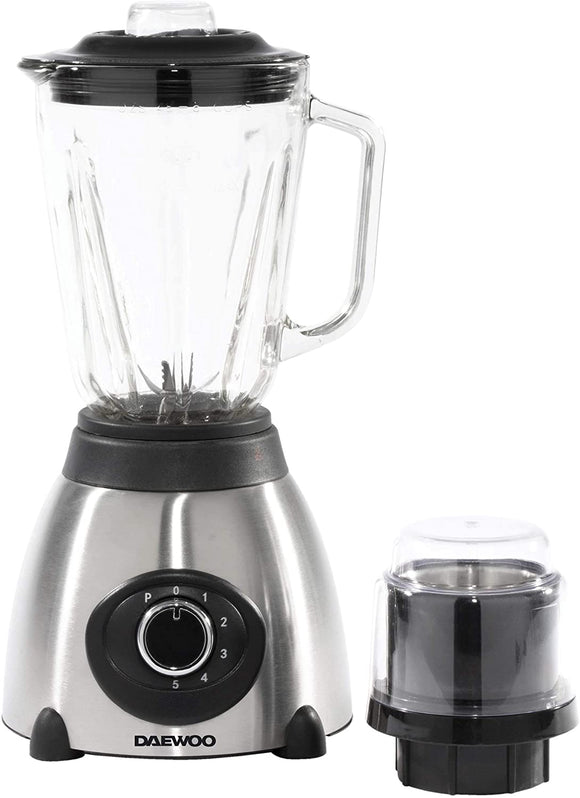 Daewoo 500w Glass Jug Blender