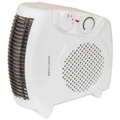 Prem-I-Air 2 kW Fan Heater With 2 Heat Settings