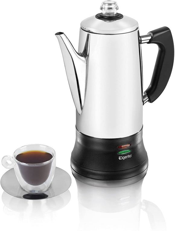Elgento- Coffee Percolator - E011/MO