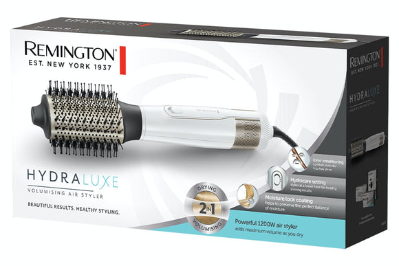 Remington - Hyrdaluxe Volumising Air Styler - AS8901