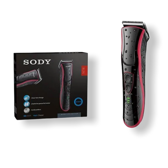Sody SD2009 Cordless Hair Clippers