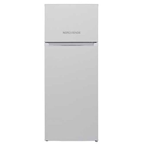 Nordmende 55cm Freestanding Fridge Freezer - RFF264WHA+
