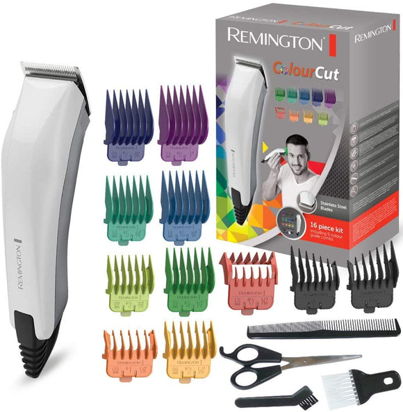 Remington ColourCut Hair Clipper Kit - HC5035