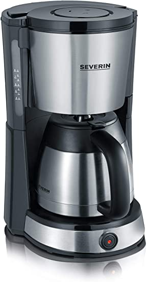 Severin Coffee maker with Stainless Steel Thermo Jug- KA 4132