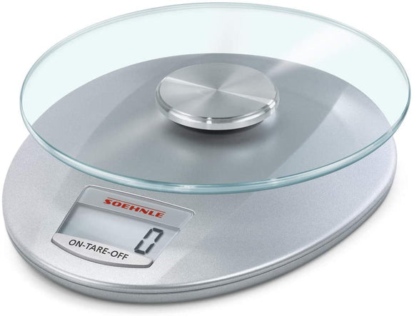 Soehnle Roma Sliver kitchen scale