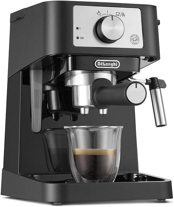 De'Longhi- Stilosa EC260.BK - Enjoy a barista experience at home