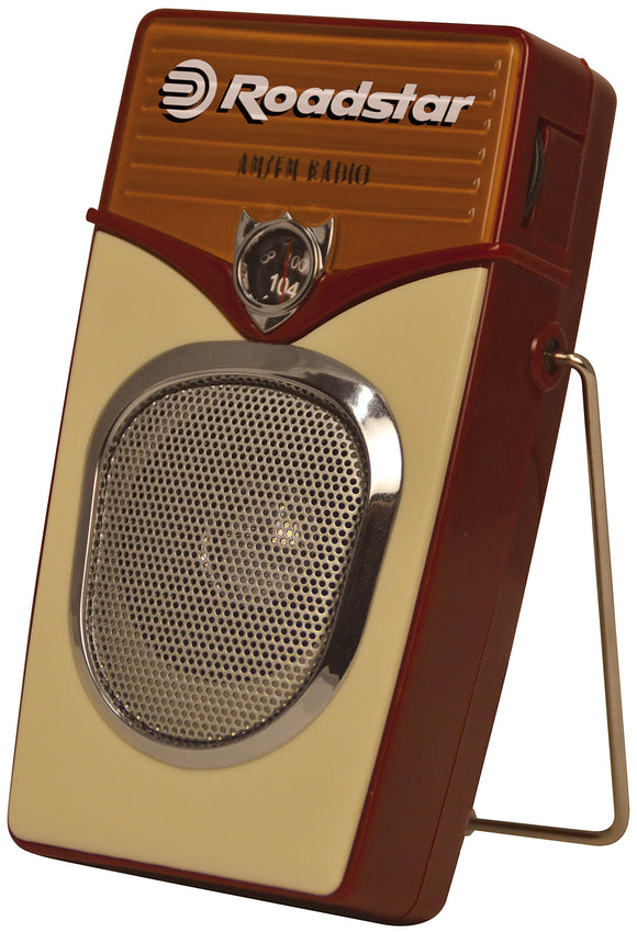 Roadstar Vintage Portable Radio - TRA-255