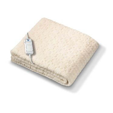 Monogram by Beurer komfort Electric Blanket  - Soft Fleece